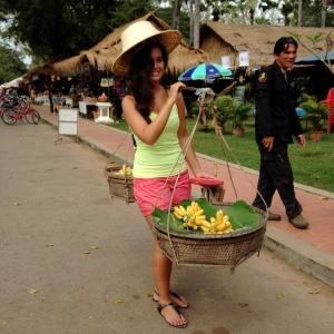 Mi nuevo trabajo en Sukhothai