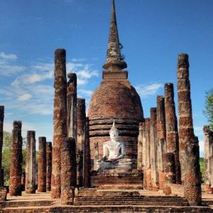 Ruinas de Shukhothai