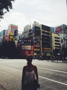 En la ciudad de la electronica