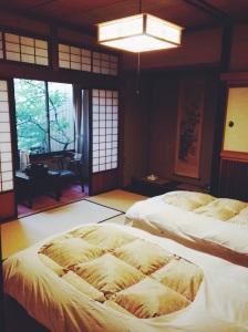 Habitacion del Ryokan