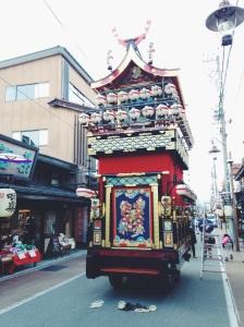 Festival de invierno de Takayama
