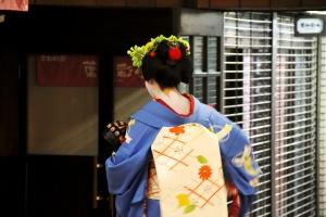 Maiko o aprendiz de Geisha