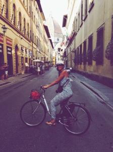 Il Duomo en bici