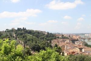 Florencia desde arriba