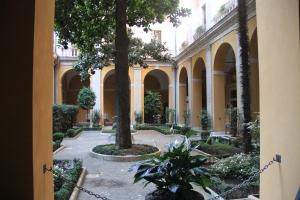 Hotelito en Roma