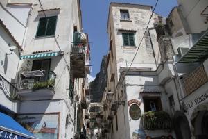 Pueblo de la Costa Amalfi