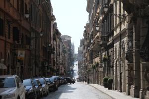 Roma, que bonita eres