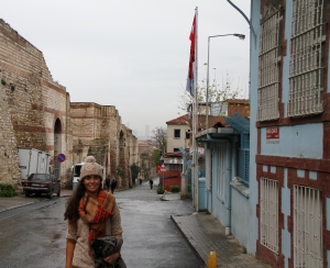 Por el barrio de Fatih